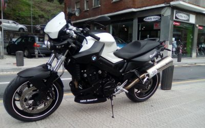 BMW F800 ABS