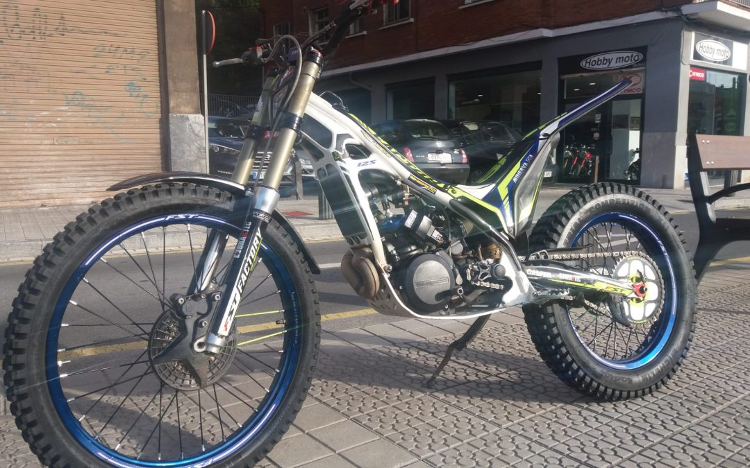SHERCO ST 125 TRIAL